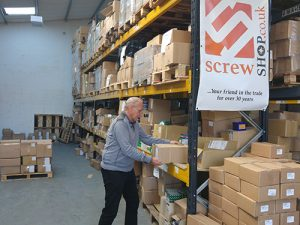 Screw Shop Warehouse